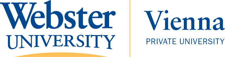 Webster Vienna Private University Logo