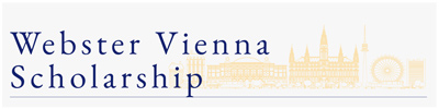 Webster Vienna Scholarship